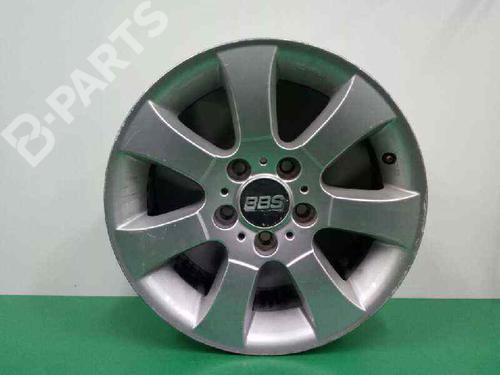 RD345 | 7X16EH2ET34 | RD345BBS | Jante 1 (E87) 118 d (122 hp) [2004-2007] M47 D20 (204D4) 2581193