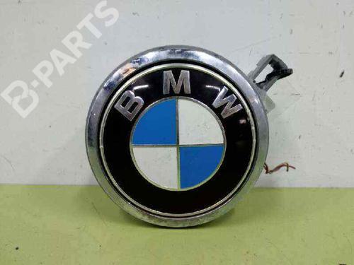 Puxador da tampa da mala BMW 1 (E81) 116 d 51247207933 | 10862510 | 20573365