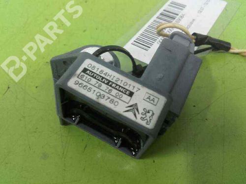 9665103780   610797600   9665103780   Elektronisk sensor C4 Picasso I MPV (UD_) 1.6 HDi (109 hp) [2007-2013] 9HZ (DV6TED4) 1680508