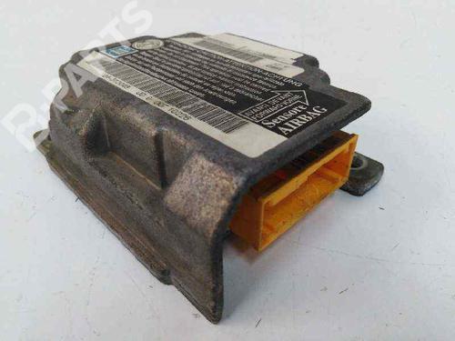 60669249 | Calculateur Airbags 156 (932_) 1.6 16V T.SPARK (932.A4, 932.A4100) (120 hp) [1997-2005]  7616643