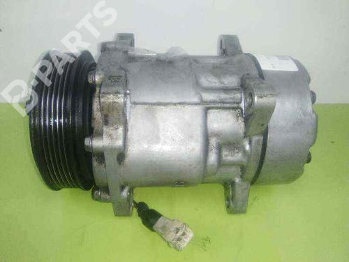 AC Kompressor CITROËN BERLINGO / BERLINGO FIRST MPV (MF, GJK, GFK) 2.0 HDI 90 (MFRHY) 9640486480 | 1227F | 20611044