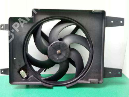 8240159   Ventilateur radiateur 156 (932_) 1.6 16V T.SPARK (932.A4, 932.A4100) (120 hp) [1997-2005]  3322152