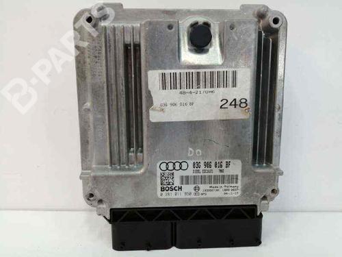 Centralita motor AUDI A6 (4F2, C6) 2.0 TDI (140 hp) 03G906016BF   0281011850  