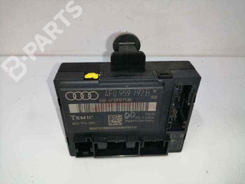 Modulo electronico AUDI A6 (4F2, C6) 2.0 TDI (140 hp) 4F0959792B  