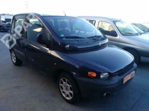 FIAT MULTIPLA (186_) 1.9 JTD 110 (110 hp) [2001-2002] 39280071