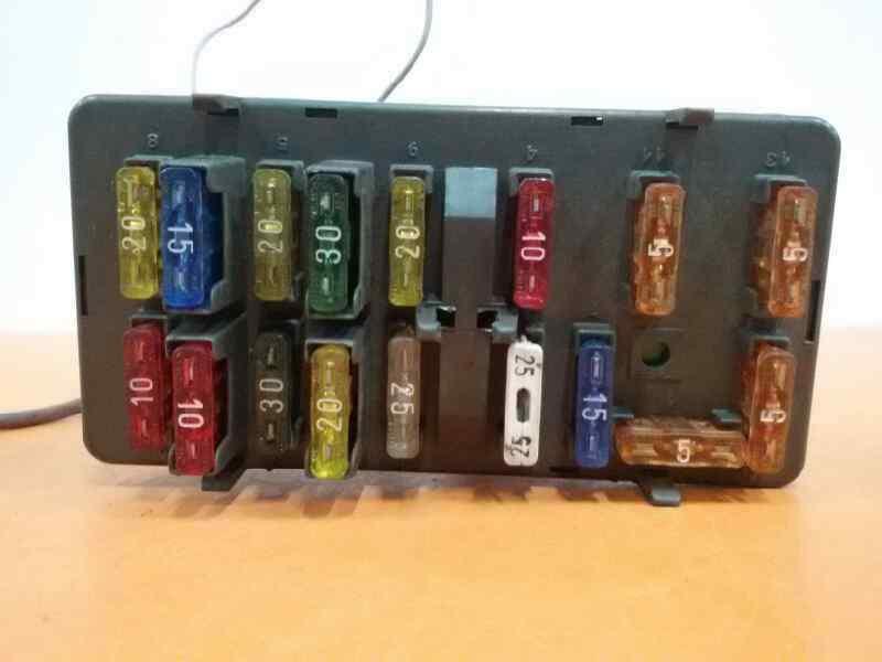 fuse box citroËn saxo (s0, s1) 1.4 vts 518090147 | b-parts  b-parts