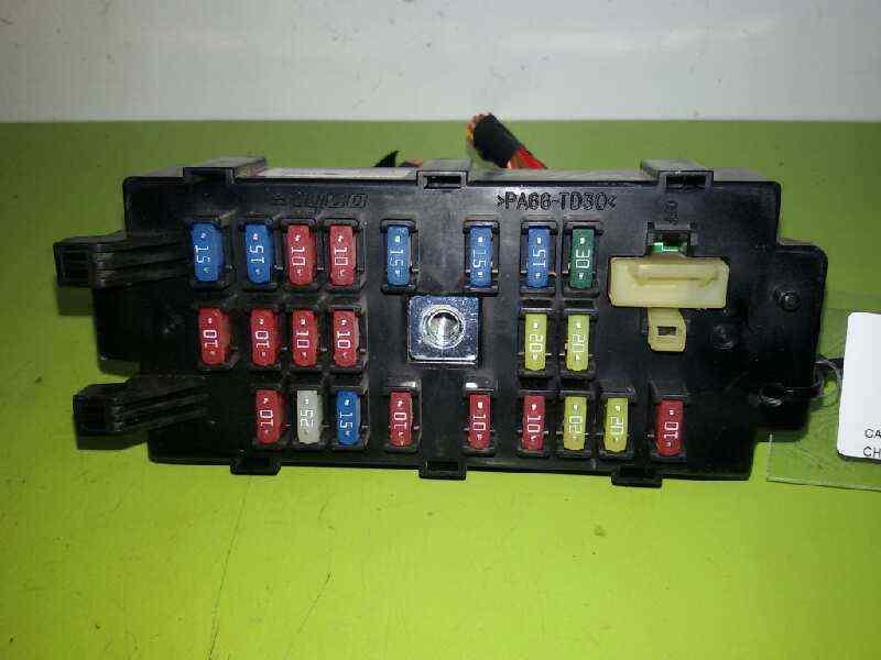 [ZSVE_7041]  Fuse Box CHEVROLET EPICA (KL1_) 2.0 96647331 | B-Parts | Chevrolet Epica Fuse Box |  | B-Parts