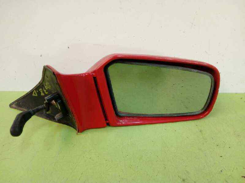 RIGHT DRIVER SIDE MIRROR GLASS FOR MAZDA 323 1989-1994