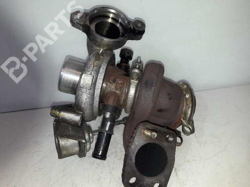 Turbo CITROËN XSARA PICASSO (N68) 1.6 HDi 9670371380TD025S206T4 5721540