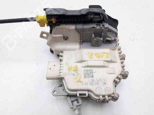 Højre bagtil lås AUDI Q5 (8RB) 2.0 TDI quattro 8K0839016H | 34468248