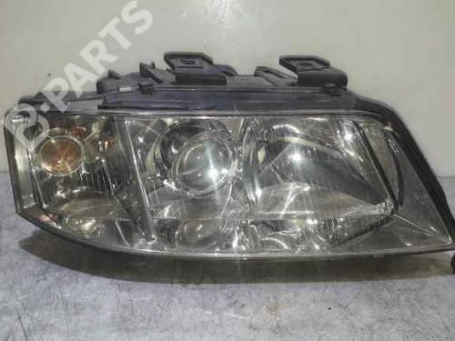 14847400 | Right Headlight A6 (4B2, C5) 2.5 TDI (155 hp) [2001-2005]  4384803