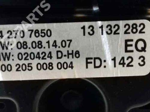 Elektronisk modul OPEL VECTRA C (Z02)  13132282   23516629