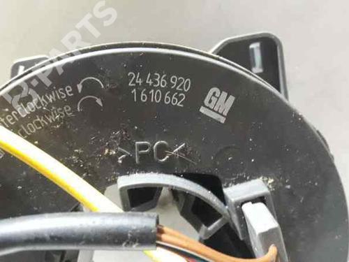 Kontaktrulle Airbag OPEL ASTRA G Hatchback (T98)  24436920   23518362