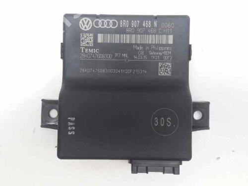 Modulo electronico AUDI Q5 (8RB) 2.0 TDI quattro (190 hp) 8R0907468N | 8R09075468C |