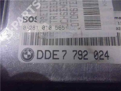 Steuergerät Motor BMW 3 (E46) 320 d 7792024 | 280010565 | 34013028