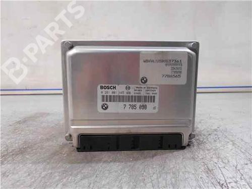 Steuergerät Motor BMW 3 (E46) 320 d 7785098 | 281001445 | 38093905