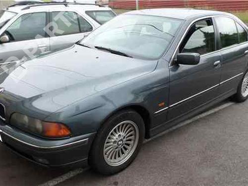 Differential hinten BMW 5 (E39) 528 i 1428502   33978563