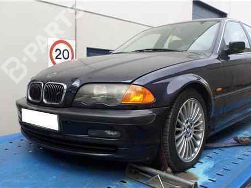 Kollisjonspute styreenhet BMW 3 (E46) 330 d 285001458 | 33968075