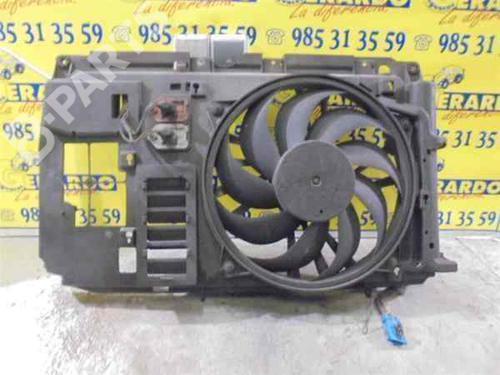 Frontplate/Frontkurv XSARA (N1) 2.0 HDi 90 (90 hp) [1999-2005] RHY (DW10TD) 5981411