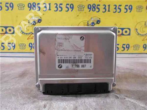 Steuergerät Motor BMW 5 (E39) 520 d 281010205   34004641