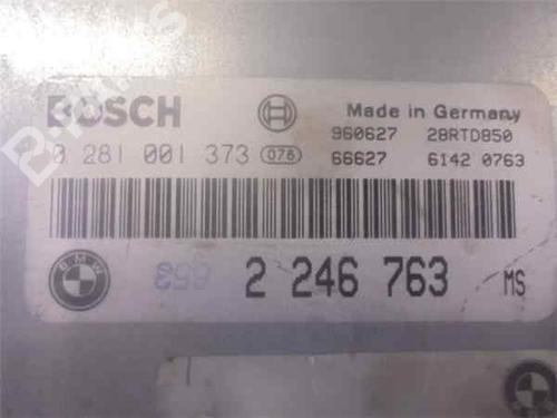 Steuergerät Motor BMW 5 (E39) 525 tds 281001371   33972474