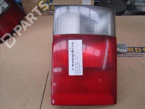 Left Taillight 80 Avant (8C5, B4) 2.3 E (133 hp) [1992-1996]  2261711