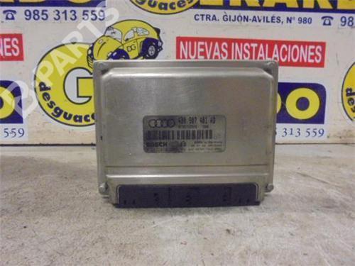 4B0907401AD281010400.0;  Engine Control Unit (ECU) A6 (4B2, C5) 2.5 TDI quattro (150 hp) [1997-2005] AFB 1700262