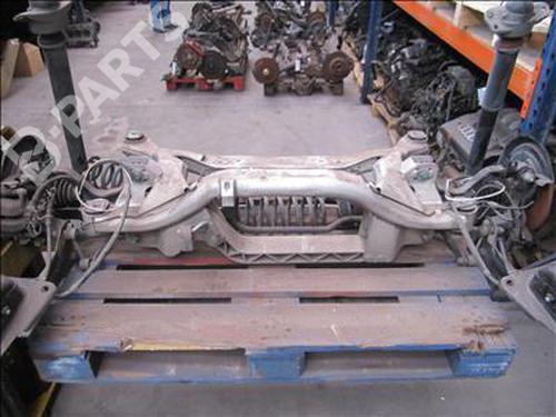 Hinterachse A3 (8P1) 2.0 TDI 16V (140 hp) [2003-2012] BKD 1690323