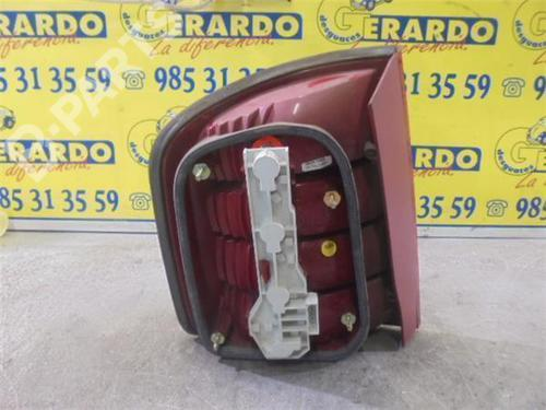 Skoda Fabia 2005-2008 New Right Rear Tail Light 6Y9945112D