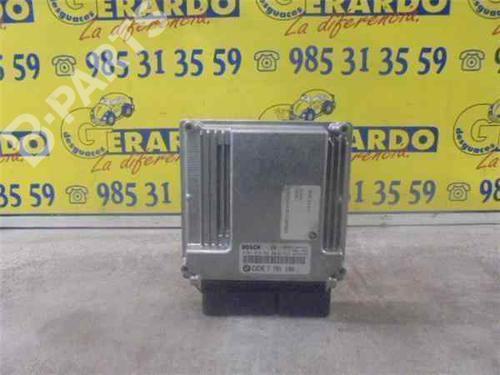 Steuergerät Motor BMW 3 (E46) 320 d 281010565   33974371