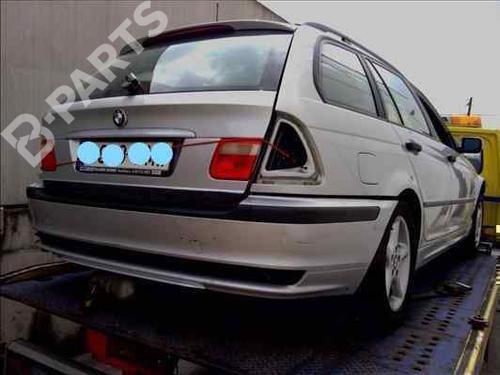 BMW 3 Touring (E46) 320 d (150 hp) [2001-2005] 33881412