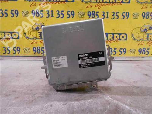 281001298 | Centralina do motor 5 (E34) 525 td (115 hp) [1993-1995]  5989494