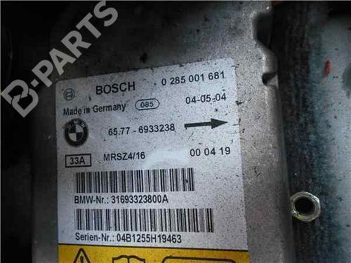 Airbagsatz BMW X5 (E53) 3.0 d  34007074