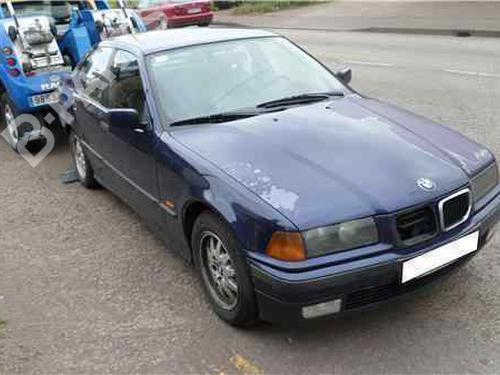 Rückleuchte Links BMW 3 (E36) 318 tds  34005886