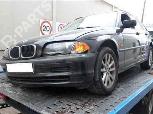 Differential hinten BMW 3 Touring (E46) 320 d N2340M | 37012991