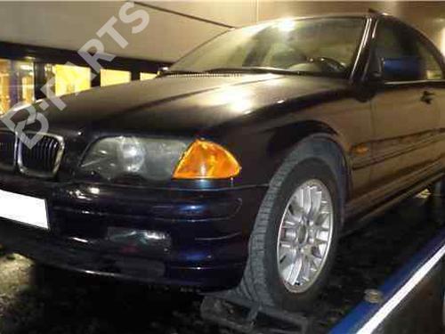 Hinterachse BMW 3 (E46) 320 i  34001744