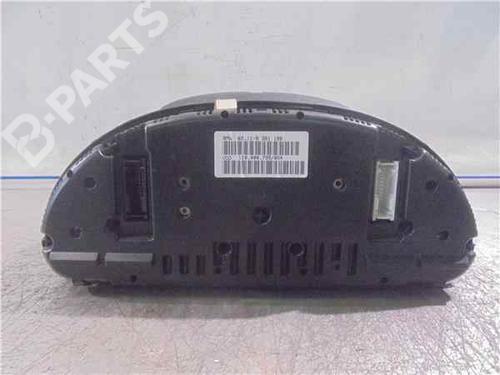 Instrumentenkombination BMW 5 (E39) 525 d 110008735/054 | 37659913