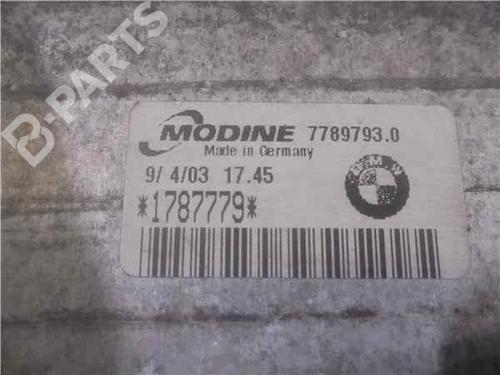 Ladeluftkühler BMW 3 (E46) 320 d 1787779 | 34014133