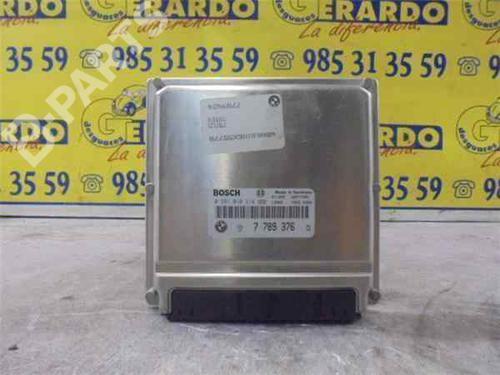 Steuergerät Motor BMW 5 (E39) 530 d 281010314   33977710