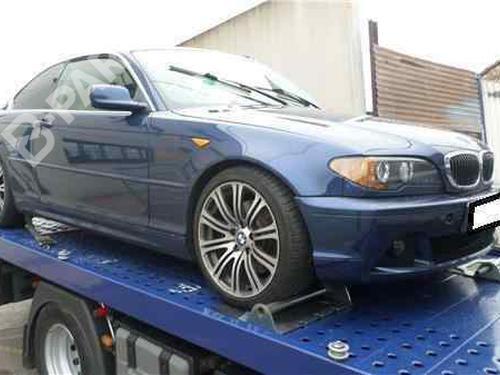 Venstre  foran tåkelykt BMW 3 Coupe (E46) 330 Cd  33977305
