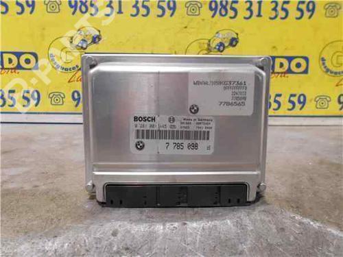 Steuergerät Motor BMW 3 (E46) 320 d 7785098 | 281001445 | 38093904