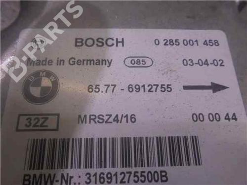Steuergerät Airbag BMW 3 (E46) 320 d 6912755 | 285001458 | 34011234