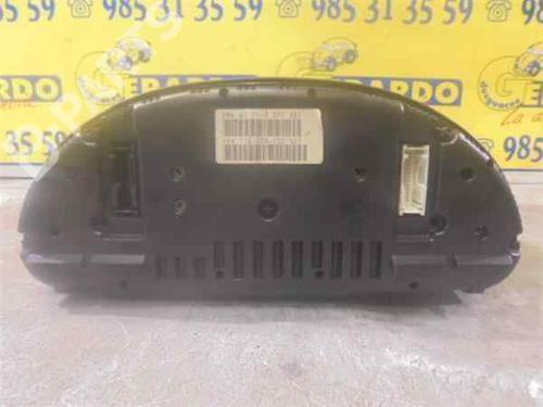 Instrumentenkombination BMW 5 (E39) 525 tds 110008735027 | 37933329