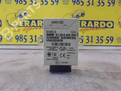 Steuergerät BMW 3 (E46) 330 d  33967992