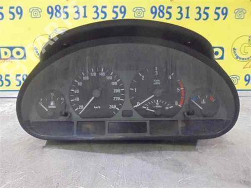 Kombinert Instrument BMW 3 (E46) 330 d 263606307 | 33968013