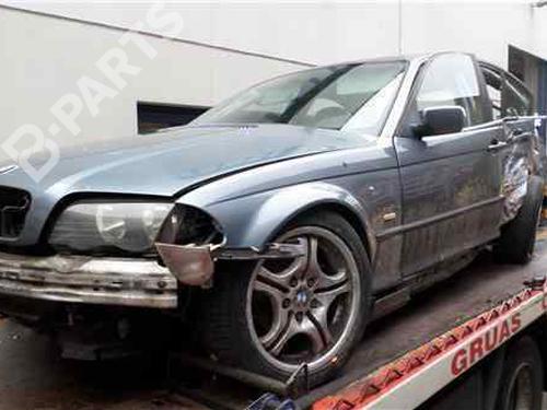 Anlasser BMW 3 (E46) 320 i 1108157   33987400