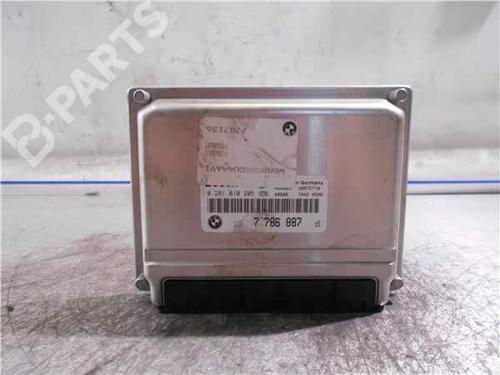Steuergerät Motor BMW 5 (E39) 520 d 281010205   34004644