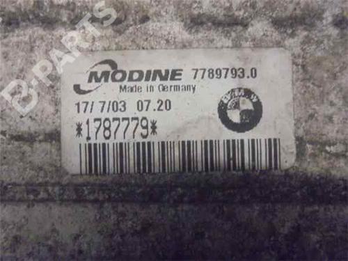 Ladeluftkühler BMW 3 Coupe (E46) 330 Cd  33977915