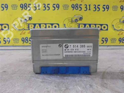 Steuergerät Automatikgetriebe BMW 5 (E39) 530 d 5WK33503AA | 33986823