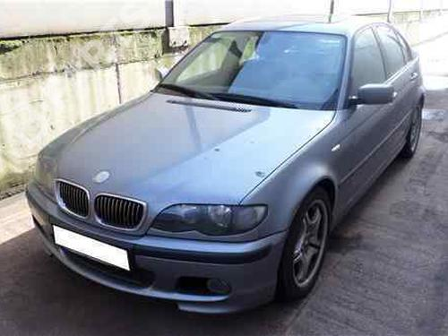 Steuergerät Motor BMW 3 (E46) 320 d 281010565 | 37836213